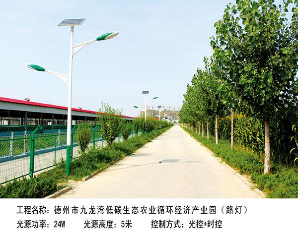 ballbet贝博网站市九龙湾低碳生态农业循环经济产业园养殖区(路灯)5m